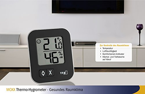 Dostmann digitales Thermo-Hygrometer - 4