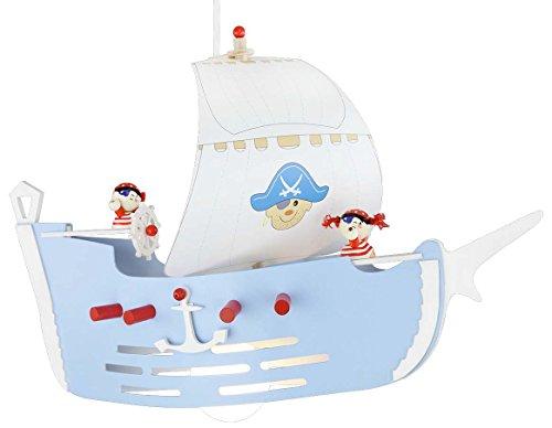 Elobra Pendelleuchte Piratenschiff, 1 flammig ELO-125786