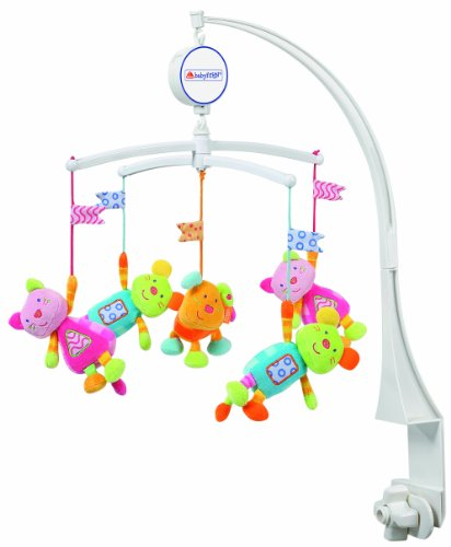 Babysun Mobile Musical Robots