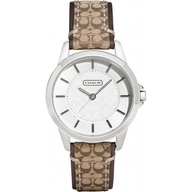 Coach Ladies Analog Casual Quartz JAPAN Watch 14501525