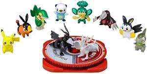 Pokemon: Best Wishes! (Black + White) Monster Collection: Pokemon Battle Set (mit 10 Figuren)