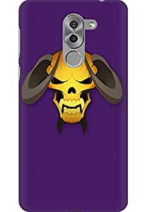 AMEZ designer printed 3d premium high quality back case cover printed hard case cover for Huawei Play 6X (Art Clinkz dota)