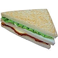 Preisvergleich für Künstliche Realistische Gemüse Sandwich Speisen Brot Imitation Küchen-Dekor