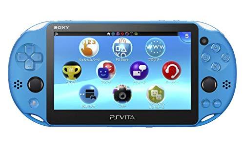 Sony Playstation Vita Wi-Fi 2000 Series Slim (Zertifiziert generalüberholt) Blau Aqua Blue