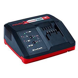 Einhell Power X-Change 45.120.11 Fast Charger, 230 W, Black