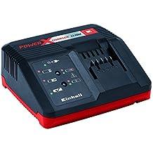 Einhell Power X-Change - Sistema de cargador rápido (compatible con las baterías de la familia Power X-Change)