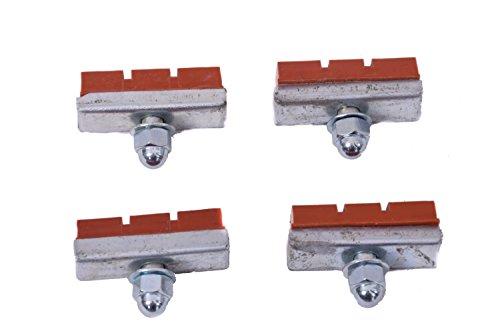 set-of-4-dia-compe-style-brick-red-brown-bmx-brake-pads-brake-blocks-made-in-1980s-nos