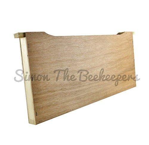 Simon The Beekeeper magazinbeute Rahmen Futterstation aus Holz