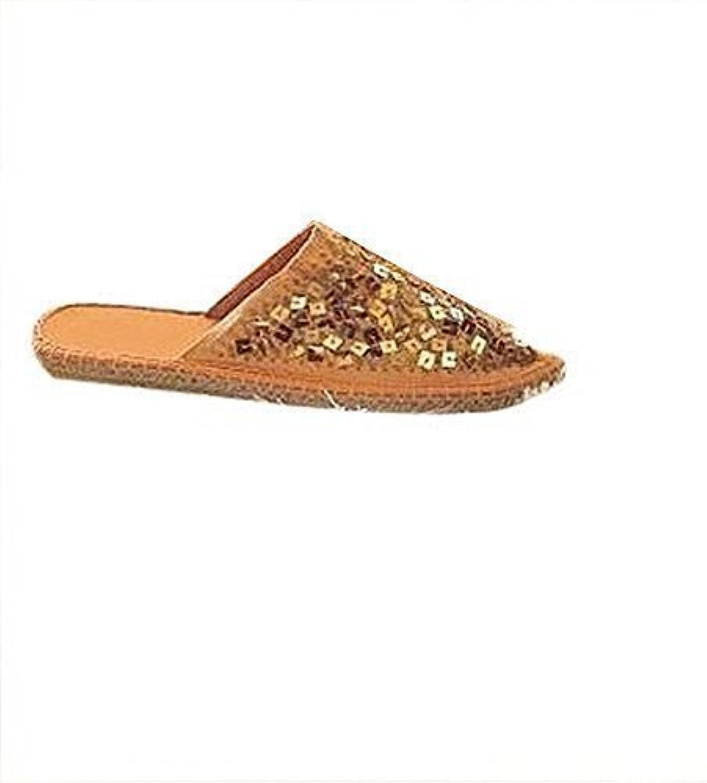 Ashley Brooke - Zapatillas de Estar Por Casa Mujer