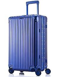 407ec4409 RFJJ Estuche rígido de aleación de Aluminio Maleta Maleta Caja de Viaje Caja  de contraseña Caja