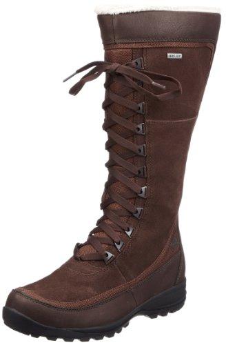 Viking KAISA HI Gore-Tex® 3-81800-1808, Damen Schneestiefel, Braun (dark brown/black 1808), EU (Stiefel Viking Brown Dark)