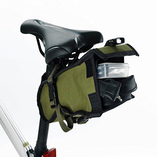 DCCN Fahrrad Rahmentasche Oberrohrtasche Fahrrad Satteltasche Lenker-Tasche fuer Mountainbike Satteltasche