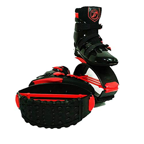 gengyouyuan Elastico Scarpe Jumping up Facilmente Spazio buttafuori Jumping Scarpe Scarpe Rimbalzo Stilt