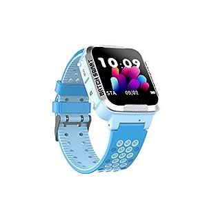 2019 Neue Multifunktionale Kindersicherheit Positionierung Tracker Stimme Micro Chat SOS Rettungs Bidirektionale Anruf wasserdichte Smart Watch