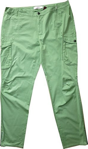 Pantaloni combat Pantaloni di sheego Verde