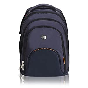 Harissons Capri Laptop 41L Navy Blue Laptop Backpack