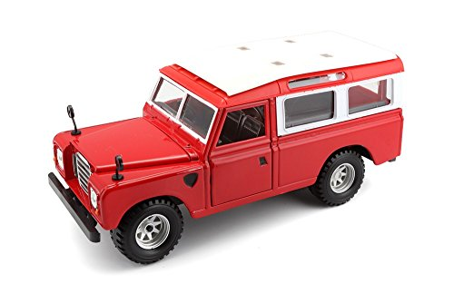 Bburago 1:24 Bijoux Land Rover (Colours Vary) for sale  Delivered anywhere in UK