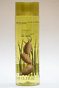 Oriflame Fresh & Nature By Oriflame Cardamom And Vetiver Eau De Cologne For Men 400Ml