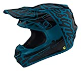 Troy Lee Designs 2019 TLD SE4 MX-Helm Factory Ocean, Auto und Motorrad, SE4, Ocean, XL