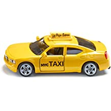 Siku - 1490 - Véhicule sans piles - Taxi américain - 1/64ème
