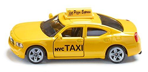 Siku - 1490 - Véhicule sans piles - Taxi américain - 1/64ème 4250350944370