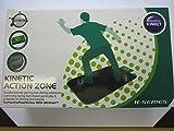 GameOn XBOX 360 Kinect Action Zone - Alfombrilla acolchada antideslizante para juegos