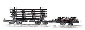 Busch-Jaeger - Vía para modelismo ferroviario (H0F BU GLEISBAUZUG BUE12240)