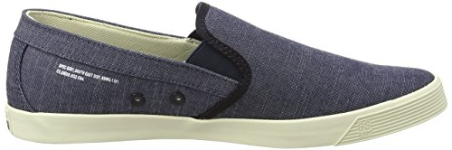 G-Star DEX SLIP ON, Espadrilles homme Gris (chambray)