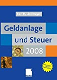 Geldanlage und Steuer 2008