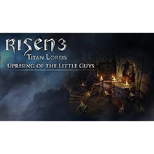 Risen 3: Titan Lords – Uprising of the little Guys DLC [PC Steam Code]