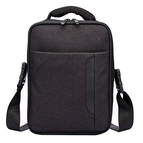 CRRE Für Xiaomi FIMI X8 SE Shock Proof Umhängetasche Tragetasche wasserdichte Tasche Portable Handtasche Tragekoffer (Schwarz) X8