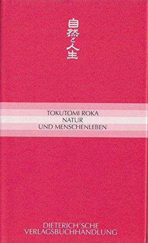 Natur und Menschenleben