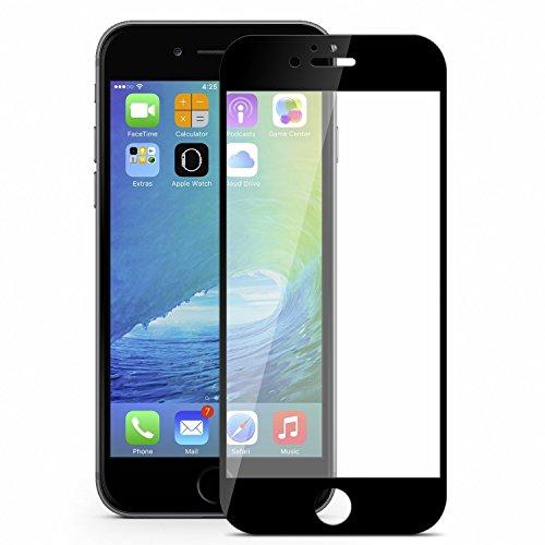 Cristal Templado Protector de Pantalla Para iPhone 6 Plus /6S Plus (Black)-...
