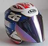 Casco de Motocicleta cráneo de Uso Dual 2019 Capacete Casco Novedad Retro Casco Moto Medio Casco