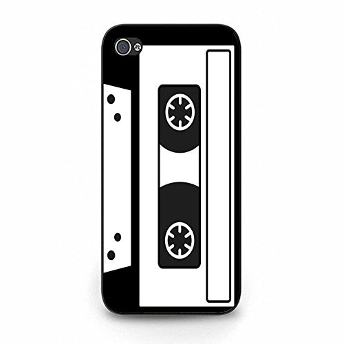 Magnetic Tape Iphone 5/5s Case Hot Cool Magnetic Tape Phone Case Cover for Iphone 5/5s Cassette Tape Unique Color149d