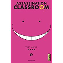 Assassination classroom Vol.3