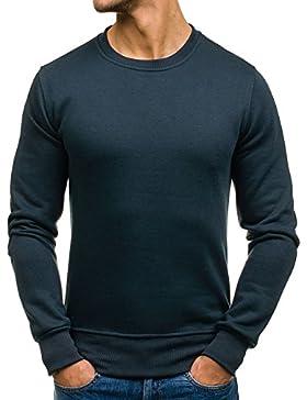 BOLF – Sweatshirt – Maglione – BOLF BO-01 - Uomo