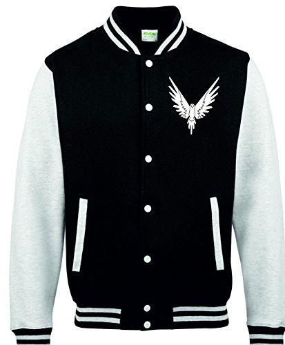 101Sports Kids & Adults Logang Wings American College Varsity Jacket Jake Paul Logan Logang jp Youtuber Team 10