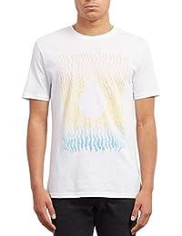Abbigliamento uomo Amazon bianca Volcom camicia sportivo it qTxOw1aR