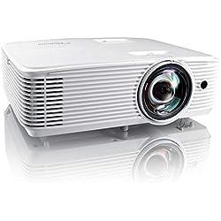 "Optoma W318STe Video - Proyector (3800 lúmenes ANSI, DLP, WXGA (1280x800), 22000:1, 16:10, 905,3 - 7695,7 mm (35.6 - 303""))"