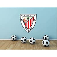 lunaprint Athletic Bilbao FC Spain Soccer Football Sport Home Decor Art Wall Vinyl Sticker 63 x