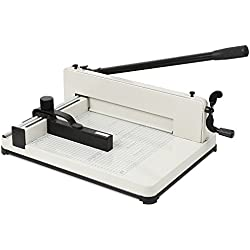 MVpower®Rogneuse Guillotine Massicot -Machine a Couper Papiers A4 Feuilles