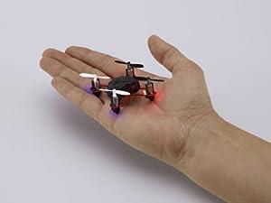 Revell Control 23971 - Mini Quadrocopter Nano, schwarz