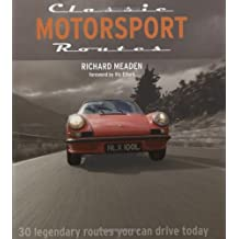 Classic Motorsport Routes (AA Illustrated Reference)