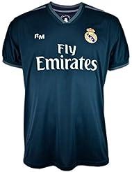 27bbc8a3569fe Camiseta 2ª Equipación Real Madrid 2018-2019 - Replica Oficial Licenciada -  Dorsal 7 Ronaldo
