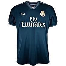 Seconda Maglia Real Madrid completini