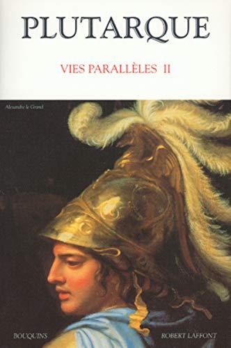 Plutarque : Vies parallèles, tome 2