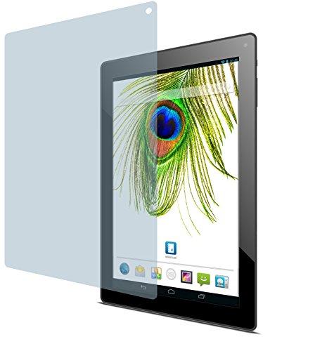 4ProTec Odys Gate (2 Stück) Premium Bildschirmschutzfolie Displayschutzfolie kristallklar Schutzhülle Bildschirmschutz Bildschirmfolie Folie