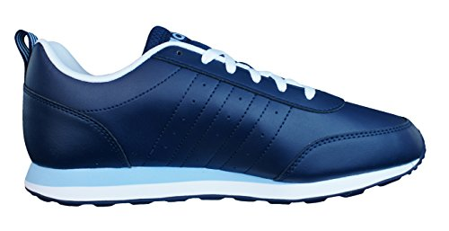 adidas V Run Vs, Baskets Basses Homme, 40.5 EU Bleu Marine