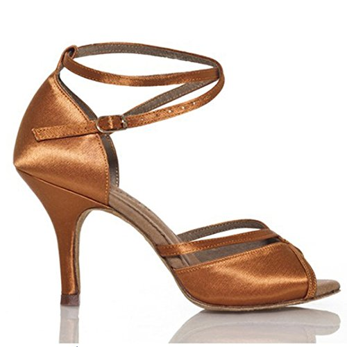 TDA - Ballroom donna 8.3cm Bronze